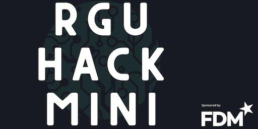RGU Hack Mini