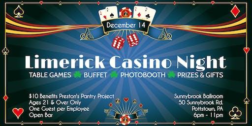 Limerick Casino Night 2019