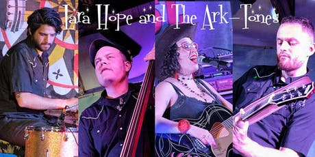 GO KAT GO! Birthday Show with Lara Hope & The Ark-Tones, Televisionaries tickets