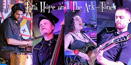 GO KAT GO! Birthday Show with Lara Hope & The Ark-Tones, Televisionaries tickets
