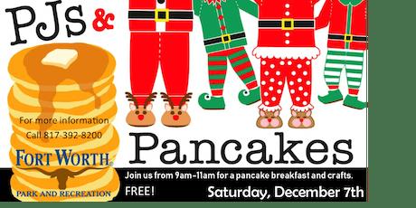 Pancakes and Pajamas tickets