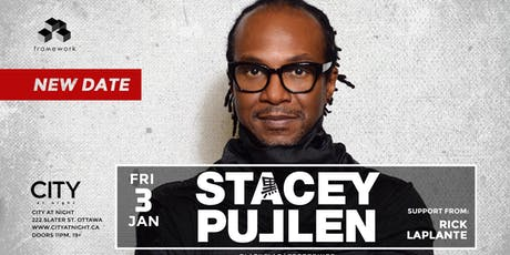 Stacey Pullen at City At Night (NEW DATE) tickets