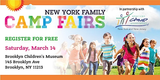 New York Family Camp Fair - Brooklyn