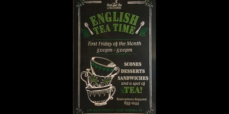 English Tea Time - Christmas Time tickets