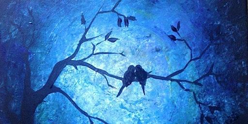 Sip of Art: Lovebirds