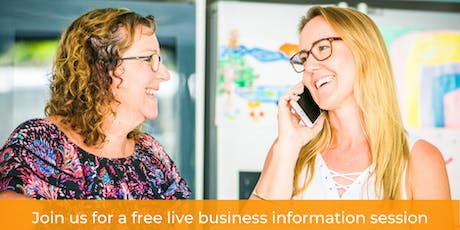 Business Information Session tickets