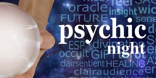 Psychics & Wine at The Seven Energy Bar
