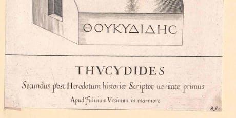 在修昔底德陰影下的省思 主講: 劉平遠和李念慈 Under the Shadow of the Thucydides Trap (Chinese) tickets
