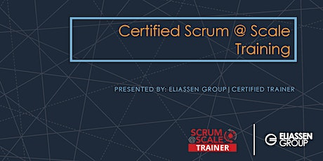 Scrum @ Scale with Practitioner Certification - Austin tickets