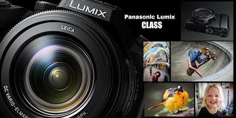 Panasonic Lumix 101 Class tickets