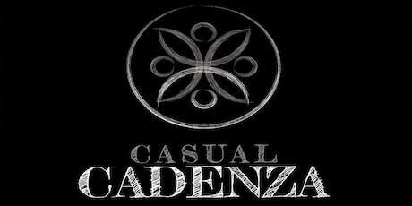 Casual Cadenza tickets