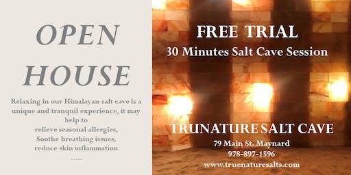 Open House in Trunature Salt Cave