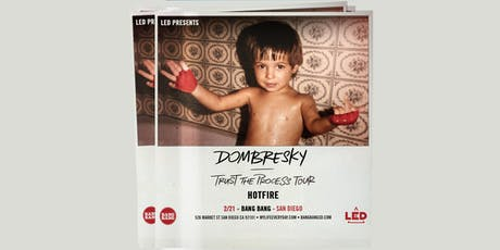 DOMBRESKY tickets