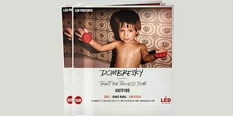 DOMBRESKY tickets