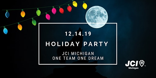 One Team One Dream Board Holiday Party