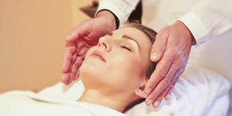 Private Reiki Sessions tickets