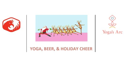 Yoga in the SanTan Brewery Production Facility