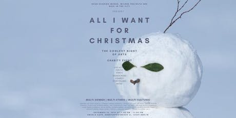 All I Want for Christmas tickets