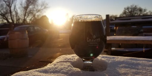 Pigz N' Space Coffee Stout Release Party