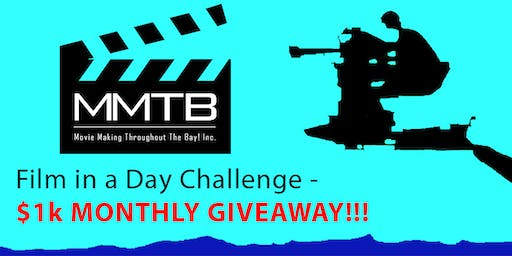 SOLANO COUNTY -MAKE a FILM in a DAY! Challenge- Production/Potluck