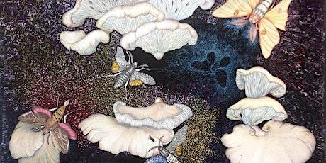 Atelier d'artisanat: Collage et peinture - Champignons en fête! billets
