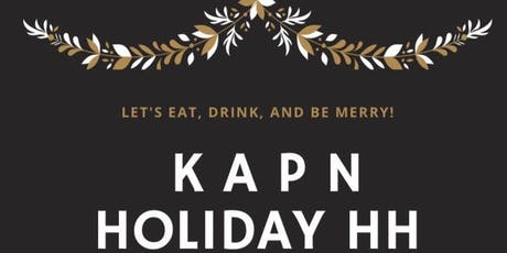 KAPN Annual Holiday Happy Hour tickets