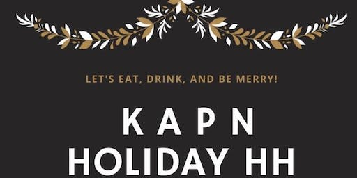 KAPN Annual Holiday Happy Hour