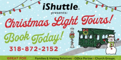 iShuttle Holiday Lights Tour