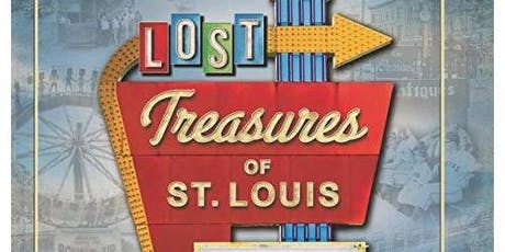 Lost Treasures of St. Louis with Cameron Collins tickets