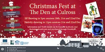 Christmas Fest at The Den at Culross