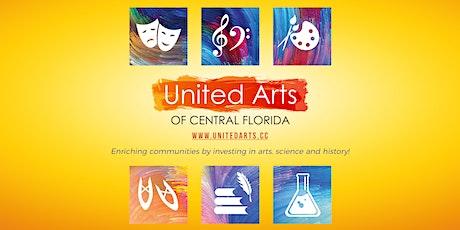 United Arts 101 tickets