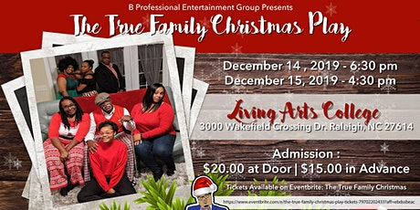 The True Family Christmas Play tickets