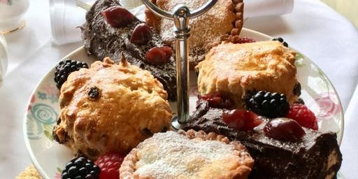 Festive Afternoon Tea & Networking