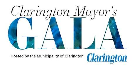 Clarington Mayor's Gala 2020 tickets