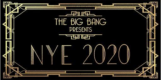 Bangin' 20's New Year's Eve Bash!