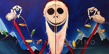 Couples Paint Night 'Sandy Claws' at Gilman  Brewing Company tickets