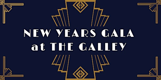 New Years Gala at The Galley