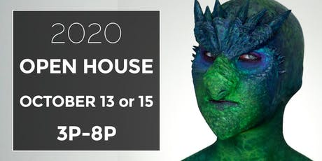 OCTOBER 2020 OPEN HOUSE tickets