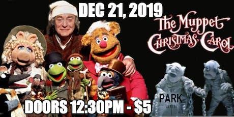 Muppets Christmas Carol tickets