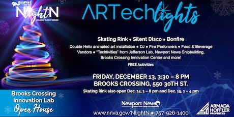 ARTech Lights- NlightN Bayport Credit Union Holiday Event Series tickets