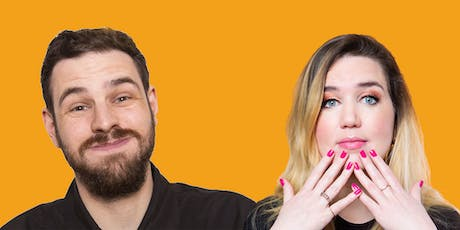 Laugh with Joe Jacobs & Maddie Campion tickets