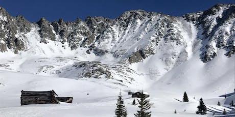 Women's Mayflower Gulch snowshoe adventure hike tickets