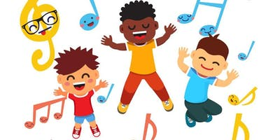 Highfields Tots' Music Sign up - Spring Term (Jan) 2020