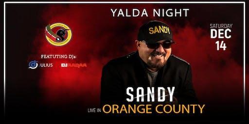 Yalda Night 2019 with Sandy