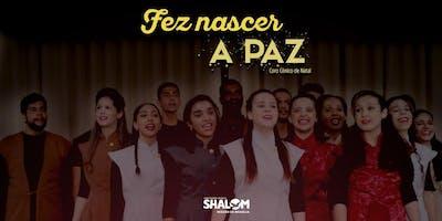 Coro Cênico, Fez nascer a Paz