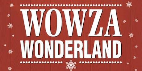 Wowza Wonderland tickets