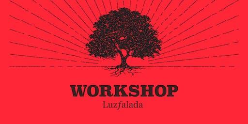 Workshop Luz Falada no Rio de Janeiro