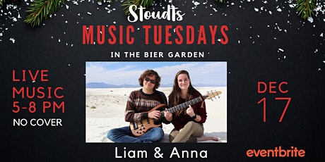 Stoudts Music Tuesday with Liam & Anna tickets
