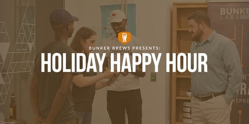 Bunker Brews Bozeman: Holiday Happy Hour
