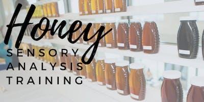 Honey Sensory Analysis Workshop